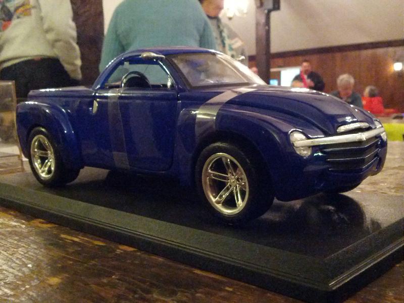 2006 Chevy SSR