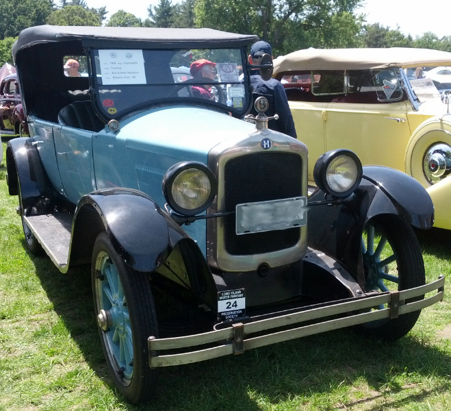 1924 Hupmobile Touring