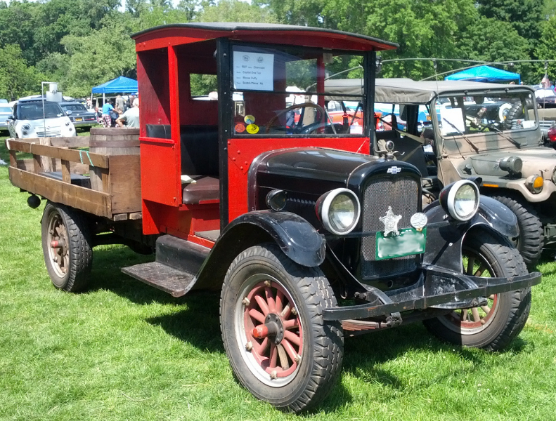 1927 Ford Capital One Ton