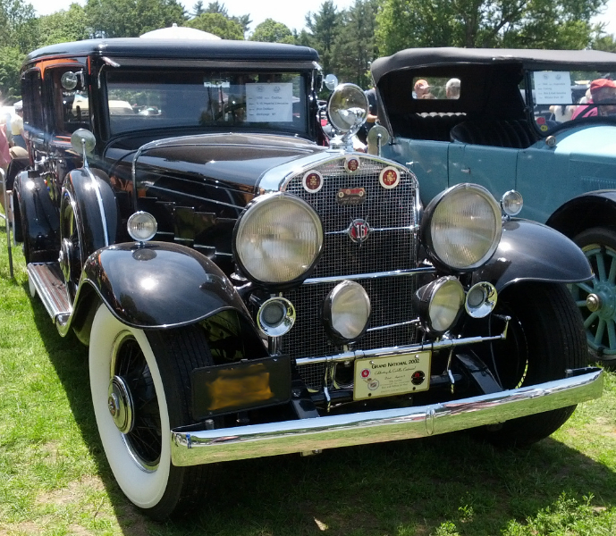 1930 Cadillac Imperial Limousine