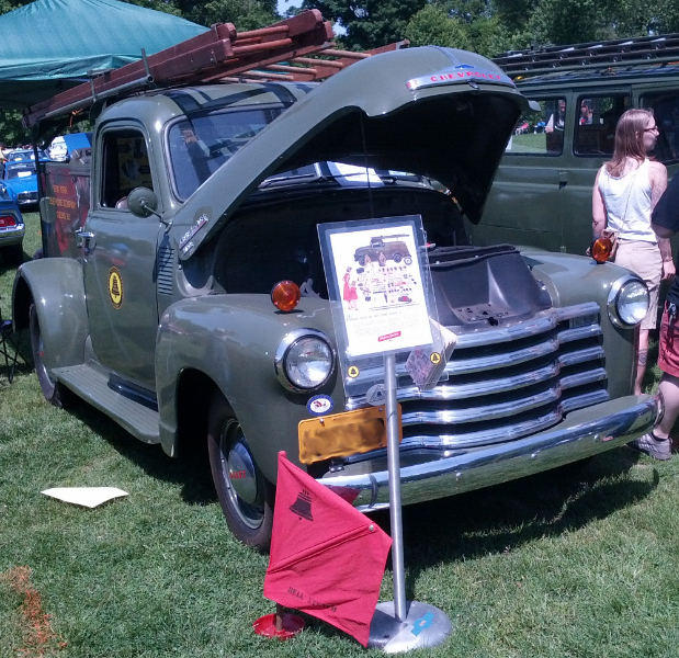 1948 Chevrole Telephone Truck Pickup