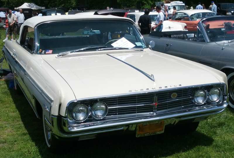 1962 Oldsmobile Star Fire Convertible