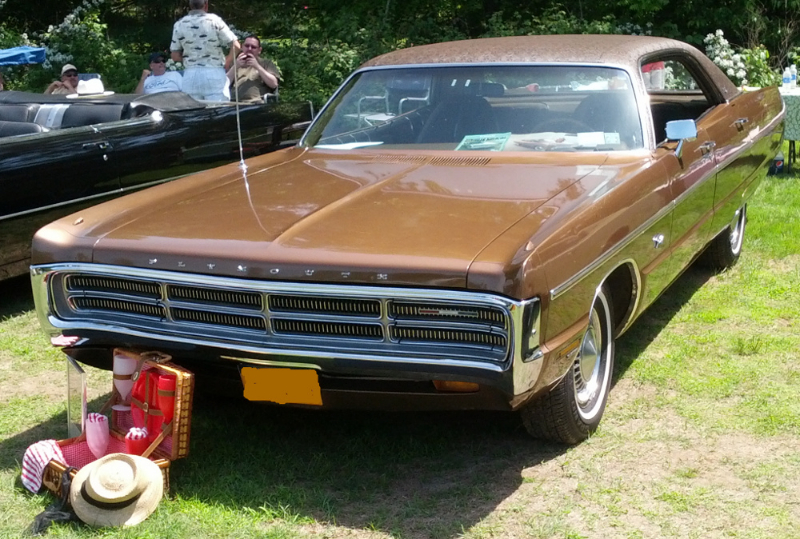 1971 Plymouth Fury Gran Coupe
