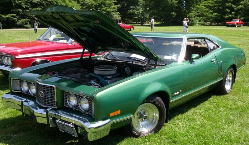 1973 Mercury Montego GT