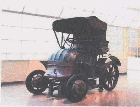 Louis Krieger's 1903 Electrolette