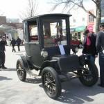 1910 Baker Electric