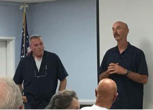 Doug Bassemir at the GNYR's Sept 2017 meeting