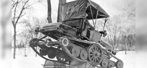 All Terrain 1918 Model T