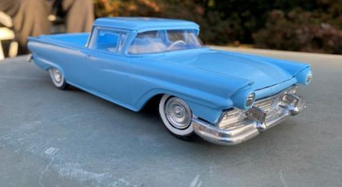 1957 Ford Ranchero model